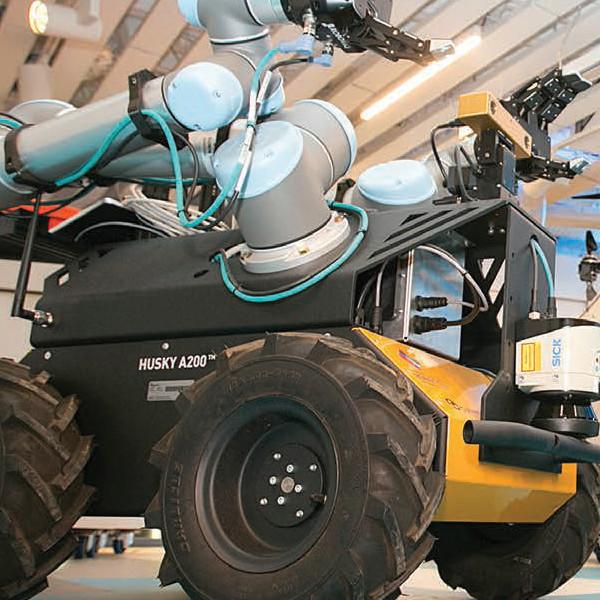Enter the robots: a new approach - World Expro